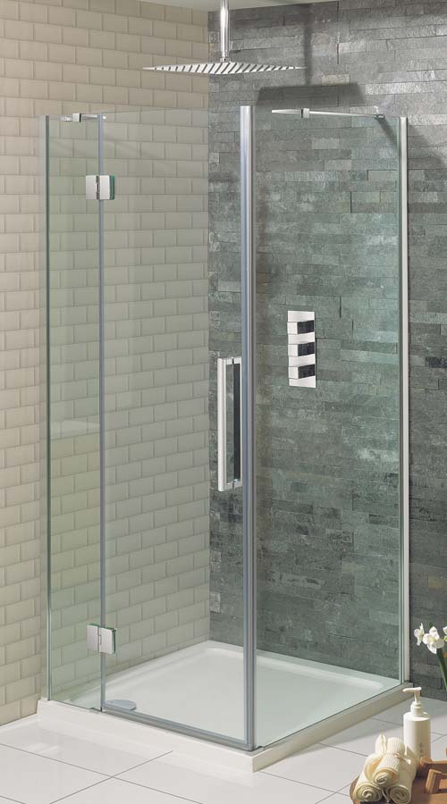 Gallery - Simpsons TEN 10mm glass frameless shower enclosure and side panel