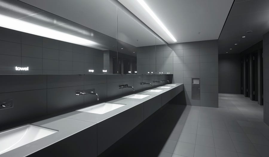 Contract Bathrooms Gallery