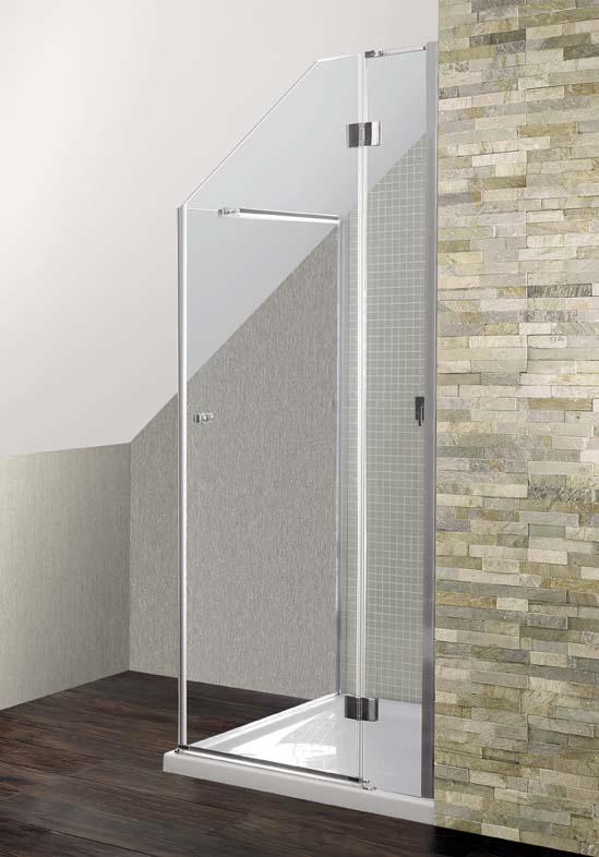 attic ideas houzz - Bespoke shower enclosures for loft conversions