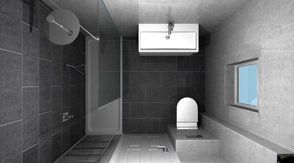 Simple Shower Room Designs