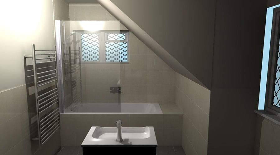 En Suite Bathrooms For Small: En Suite Bathrooms Can Add Value To Your Home
