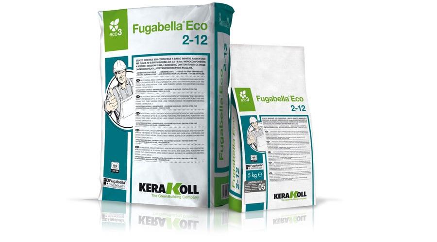 Kerakoll FUGABELLA 2-12 ECO bacteriostatic and fungistatic