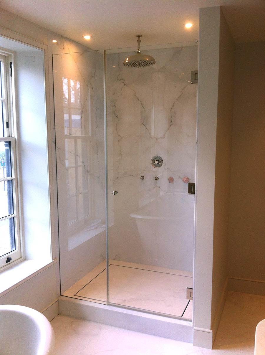 Made To Measure Amp Bespoke Frameless Shower Ideas