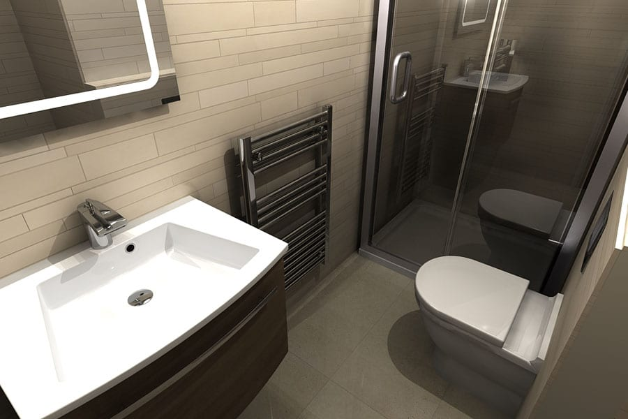 Design Of Small Toilet Room