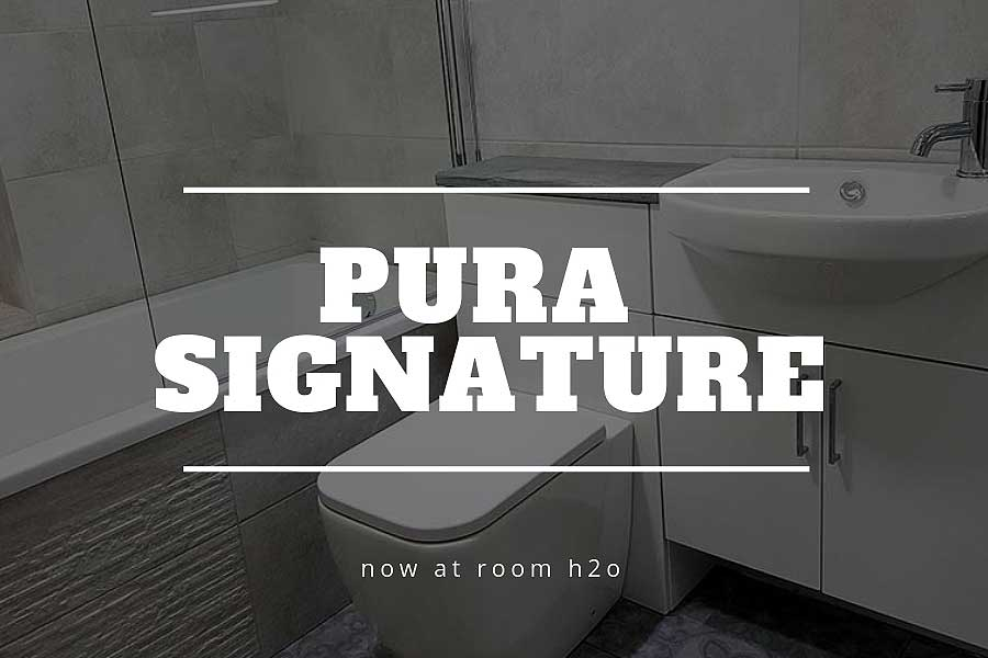 Pura Signature Showroom now open at Room H2o