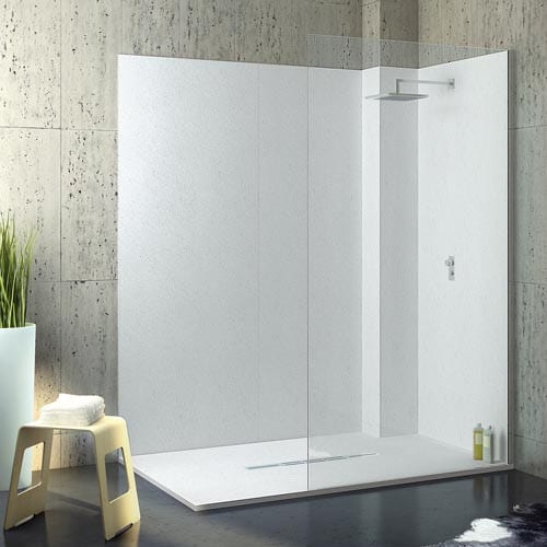 Fiora Designer Shower Wall Panels In Colours Stone Finishes - Discount shower wall panels