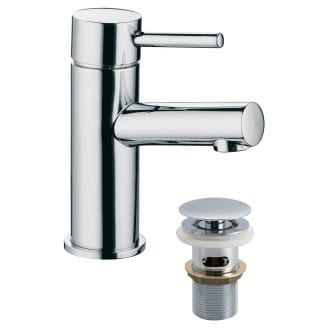Vado Zoo mixer tap with pop up waste