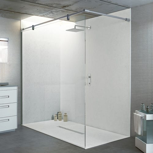Luxury 20mm Shower Trays In Nature White Slate Amp Brick Finishes