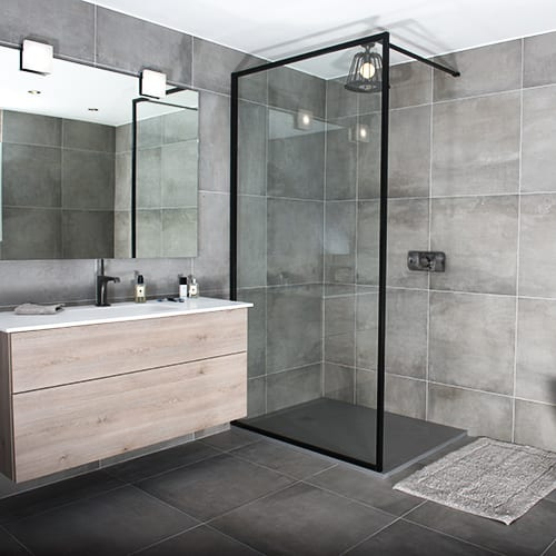 Black Shower Screens Amp Enclosures By Drench